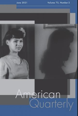 Photograph of Philippa and her shadow by Carl Van Vechten, May 1946, James Weldon Johnson Memorial Collection, Yale Collection of American Literature, Beinecke Rare Book and Manuscript Library.